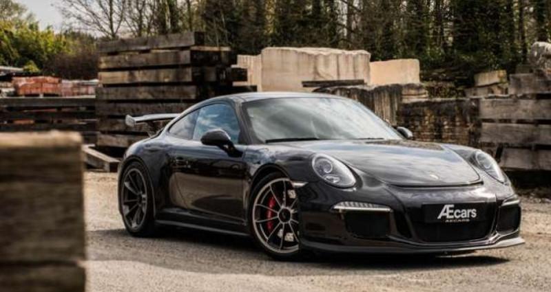 Porsche 911 GT3 - PDK - LIFT - BELGIAN CAR - 1 OWNER Noir occasion à IZEGEM - photo n°2