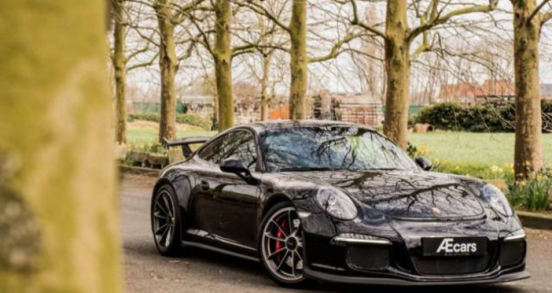 Porsche 911 GT3 - PDK - LIFT - BELGIAN CAR - 1 OWNER Noir occasion à IZEGEM - photo n°7