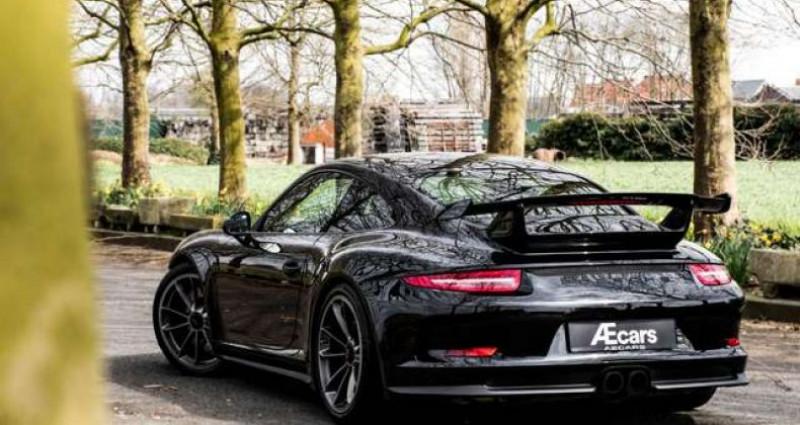 Porsche 911 GT3 - PDK - LIFT - BELGIAN CAR - 1 OWNER Noir occasion à IZEGEM - photo n°6