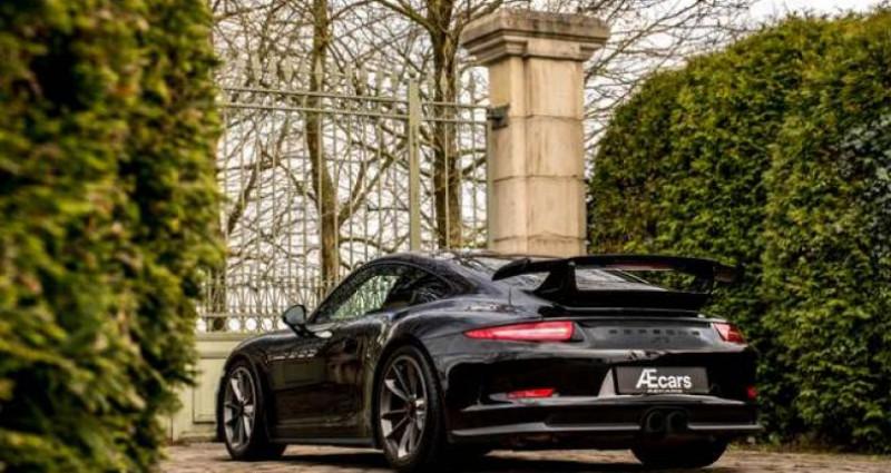Porsche 911 GT3 - PDK - LIFT - BELGIAN CAR - 1 OWNER Noir occasion à IZEGEM