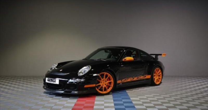 Porsche 911 GT3 RS Noir occasion à Saint Etienne