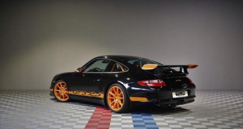Porsche 911 GT3 RS Noir occasion à Saint Etienne - photo n°3