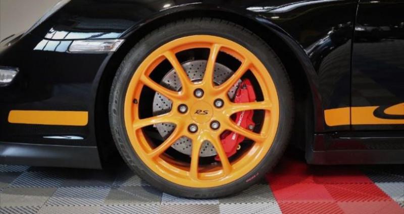 Porsche 911 GT3 RS Noir occasion à Saint Etienne - photo n°4