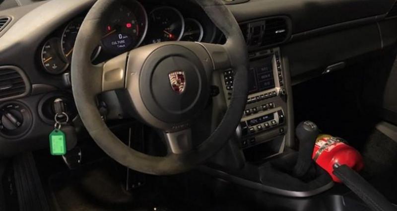 Porsche 911 GT3 RS Noir occasion à Saint Etienne - photo n°5