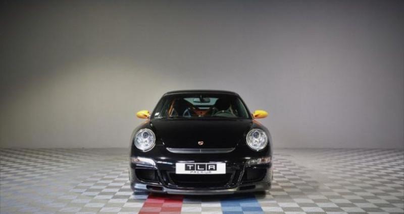 Porsche 911 GT3 RS Noir occasion à Saint Etienne - photo n°7