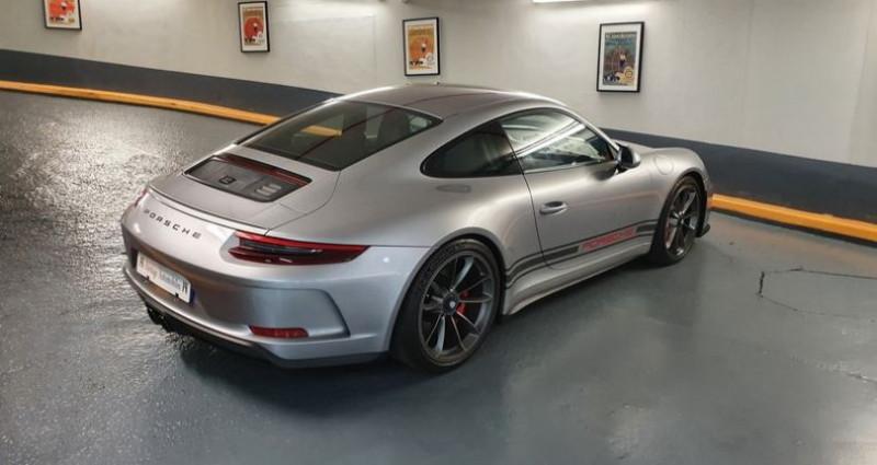 Porsche 911 GT3 Touring 4.0 500ch BVM6 Argent occasion à Neuilly-sur-Seine - photo n°5