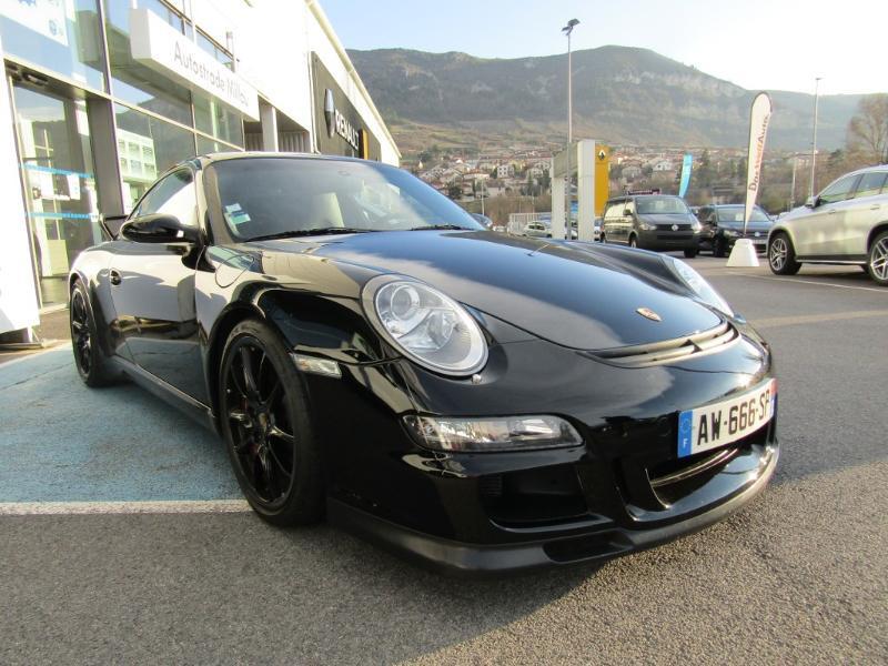 Porsche 911 GT3 Noir occasion à Millau - photo n°4