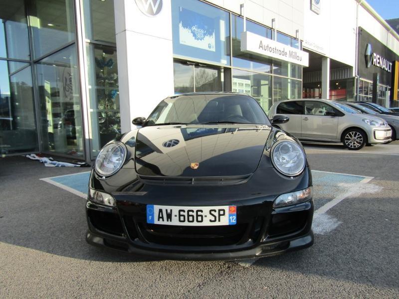 Porsche 911 GT3 Noir occasion à Millau - photo n°5