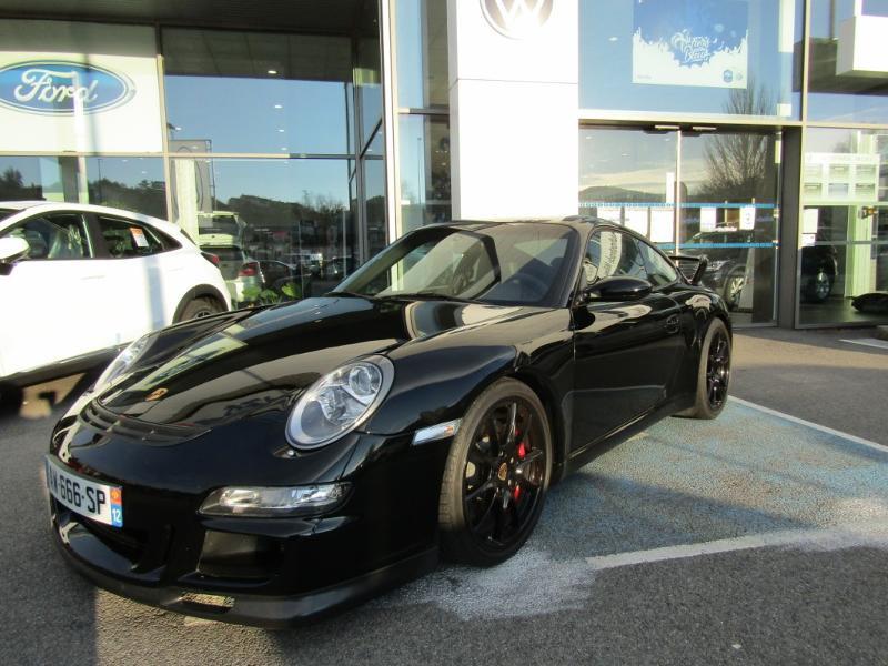 Porsche 911 GT3 Noir occasion à Millau - photo n°15