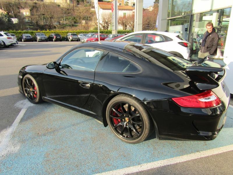 Porsche 911 GT3 Noir occasion à Millau - photo n°7