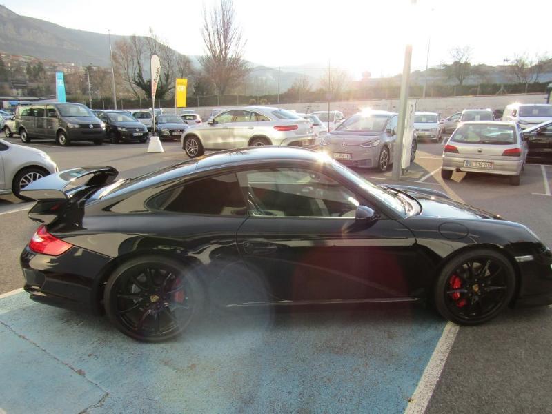 Porsche 911 GT3 Noir occasion à Millau - photo n°12