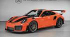 Porsche 911 RS Orange à Paris 75