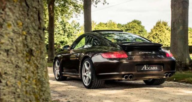 Porsche 911 S - MANUAL - SUNROOF - FULL HISTORY  occasion à IZEGEM - photo n°2