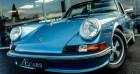 Porsche 911 S - TARGA - MANUAL - MATCHING NUMBERS Bleu à IZEGEM 88