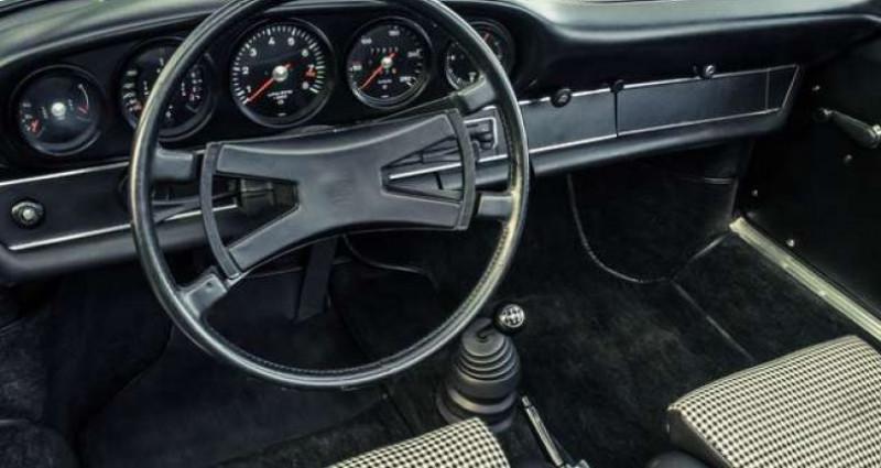 Porsche 911 S - TARGA - MANUAL - MATCHING NUMBERS Bleu occasion à IZEGEM - photo n°7