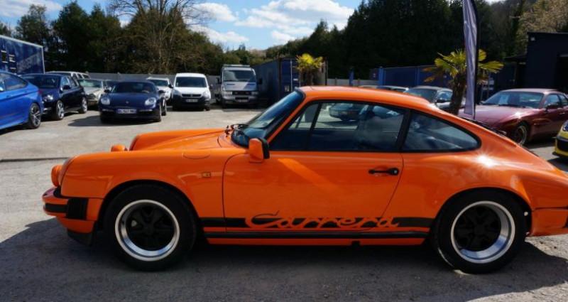 Porsche 911 SC 3.0L Orange occasion à Charpont - photo n°4