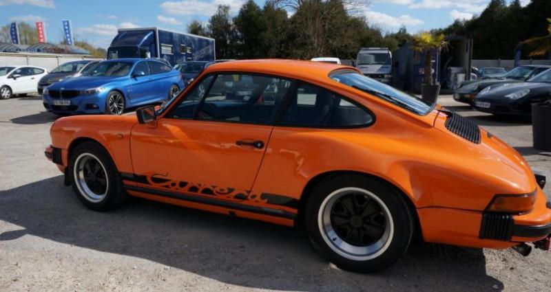 Porsche 911 SC 3.0L Orange occasion à Charpont - photo n°5