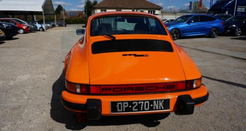 Porsche 911 SC 3.0L Orange occasion à Charpont - photo n°6