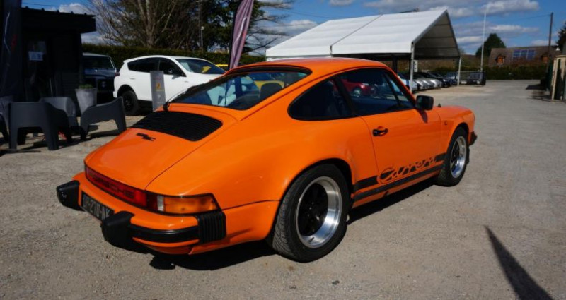 Porsche 911 SC 3.0L Orange occasion à Charpont - photo n°7