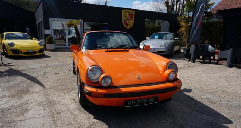Porsche 911 SC 3.0L Orange occasion à Charpont