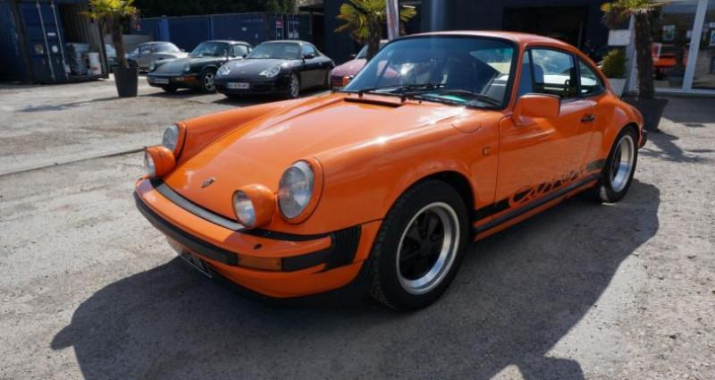 Porsche 911 SC 3.0L Orange occasion à Charpont - photo n°3