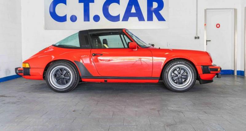 Porsche 911 SC Rouge occasion à Hesperange - photo n°7