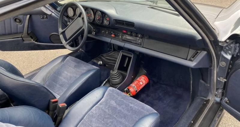 Porsche 911 SC Bleu occasion à Holtzheim - photo n°6