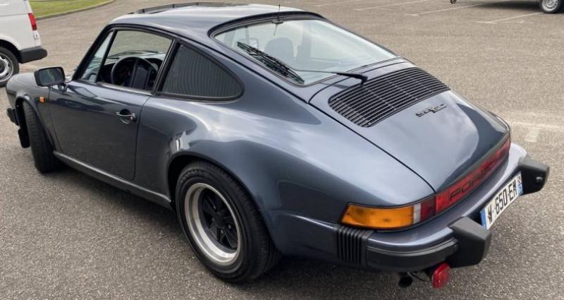Porsche 911 SC Bleu occasion à Holtzheim - photo n°4