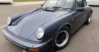 Porsche 911 SC Bleu à Holtzheim 67
