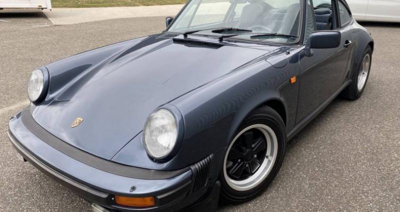 Porsche 911 SC Bleu occasion à Holtzheim
