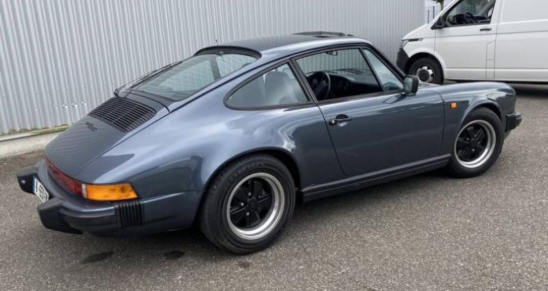 Porsche 911 SC Bleu occasion à Holtzheim - photo n°3