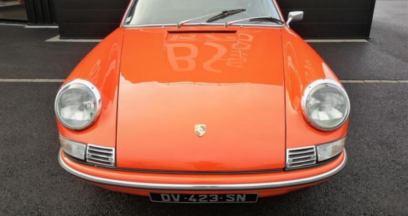 Porsche 911 T Coupé 2.0l Orange occasion à SOUFFELWEYERSHEIM - photo n°6