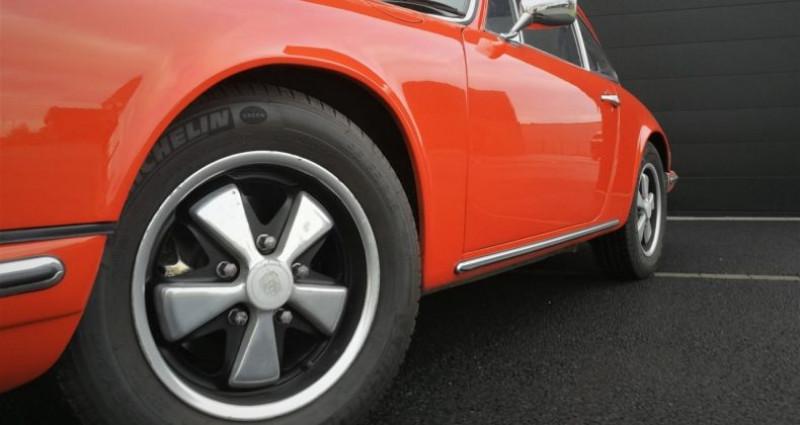 Porsche 911 T Coupé 2.0l Orange occasion à SOUFFELWEYERSHEIM - photo n°5