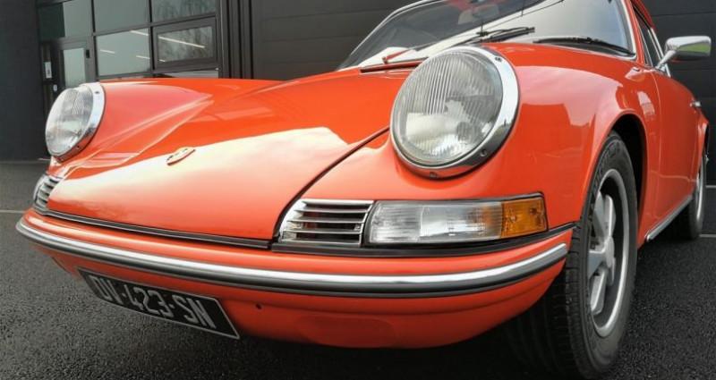 Porsche 911 T Coupé 2.0l Orange occasion à SOUFFELWEYERSHEIM - photo n°2