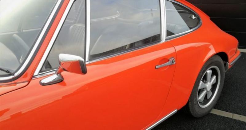 Porsche 911 T Coupé 2.0l Orange occasion à SOUFFELWEYERSHEIM - photo n°3