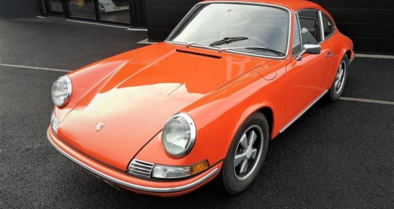 Porsche 911 T Coupé 2.0l Orange occasion à SOUFFELWEYERSHEIM
