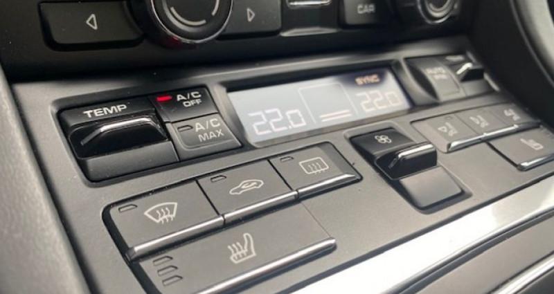 Porsche 911 TARGA 4S 400CH PDK Noir occasion à DIJON - photo n°2
