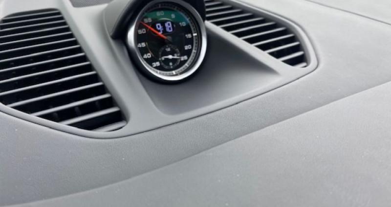 Porsche 911 TARGA 4S 400CH PDK Noir occasion à DIJON - photo n°5