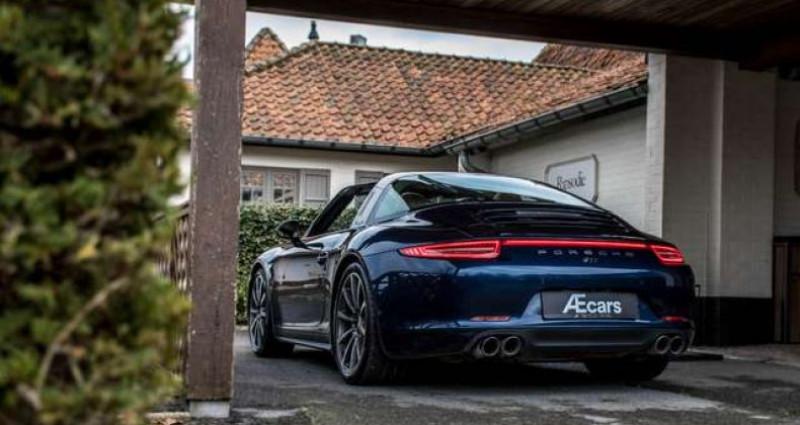Porsche 911 TARGA 4S - PDK - SPORT CHRONO - BOSE Bleu occasion à IZEGEM