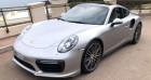Porsche 911 Turbo S PDK 580 Gris à MONACO 98