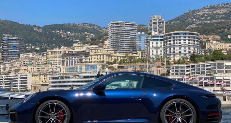 Porsche 911 TYPE 992 CARRERA 4S PDK 450 CV - MONACO Bleu occasion à MONACO - photo n°5