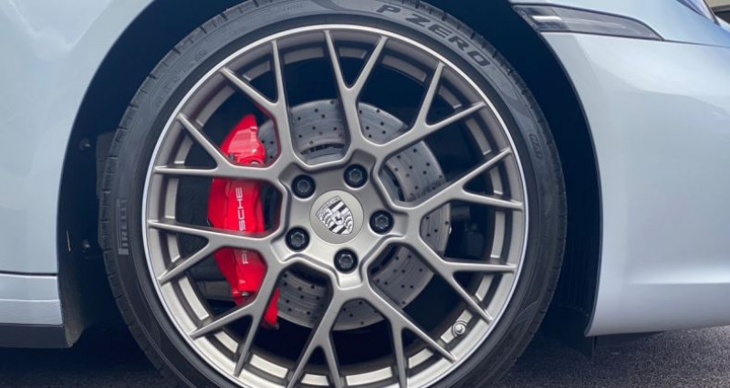 Porsche 911 TYPE 992 CARRERA S 450 CV PDK - MONACO Argent occasion à MONACO - photo n°5