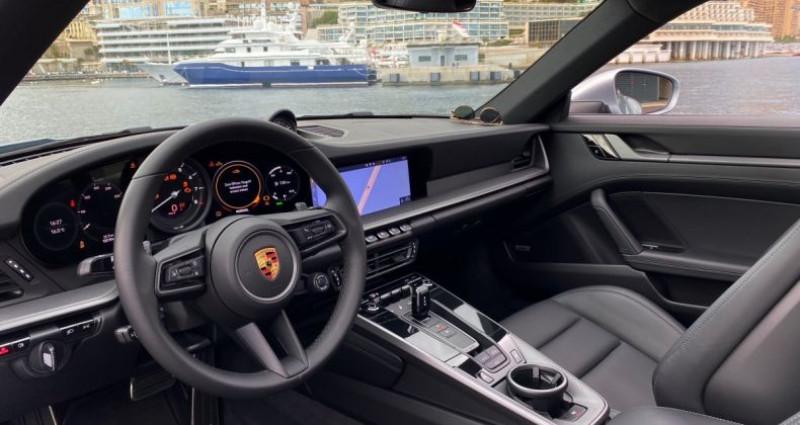 Porsche 911 TYPE 992 CARRERA S 450 CV PDK - MONACO Argent occasion à MONACO - photo n°6