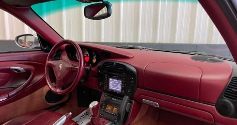 Porsche 911 Type 996 CARRERA 4 PHASE 2 320 CV PARFAIT ETAT  occasion à Cosnes Et Romain - photo n°5