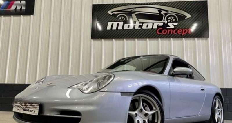 Porsche 911 Type 996 CARRERA 4 PHASE 2 320 CV PARFAIT ETAT  occasion à Cosnes Et Romain - photo n°4