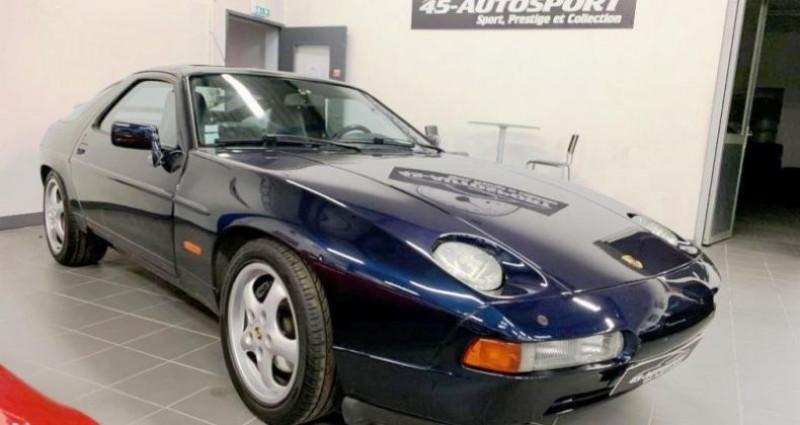 Porsche 928 GT 330 CH BVM FRANCE Bleu occasion à Jouy-le-potier