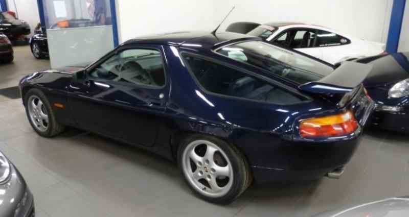 Porsche 928 GT 330 CH BVM FRANCE Bleu occasion à Jouy-le-potier - photo n°2