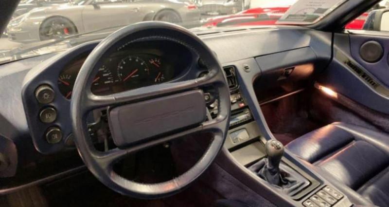 Porsche 928 GT 330 CH BVM FRANCE Bleu occasion à Jouy-le-potier - photo n°6