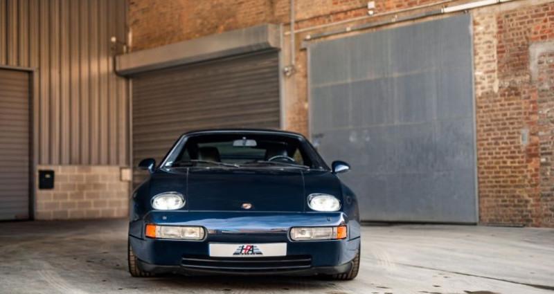 Porsche 928 GTS Bleu occasion à Paris - photo n°3