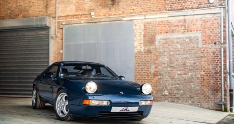 Porsche 928 GTS Bleu occasion à Paris
